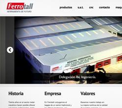 www.ferrotall.com