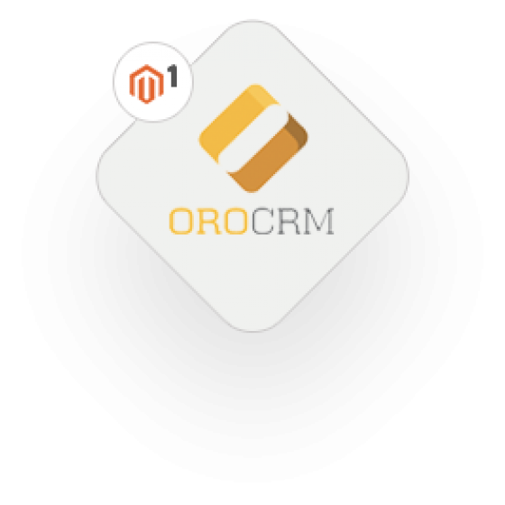 Magento 1 Oro CRM Integration