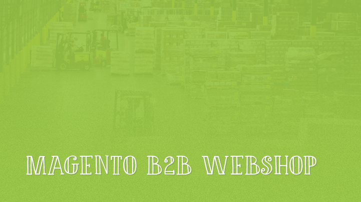 Magento B2B proof with Cart2Quote