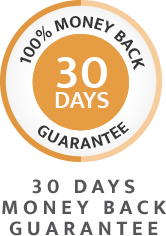 30-day Money back guarentee